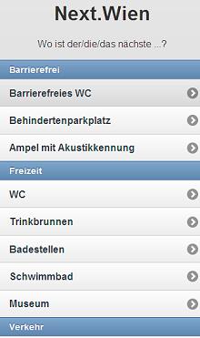 Next.Wien. – Wo ist der nächste …?