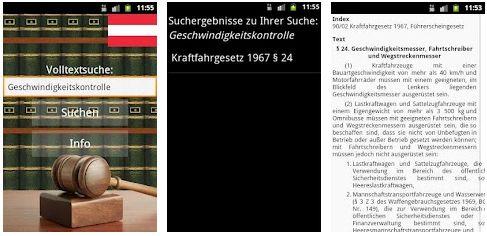 Vorschau Bundesrecht Österreich