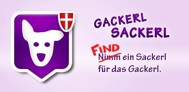Vorschau Gackerl Sackerl