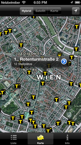 Vorschau Taxi Wien