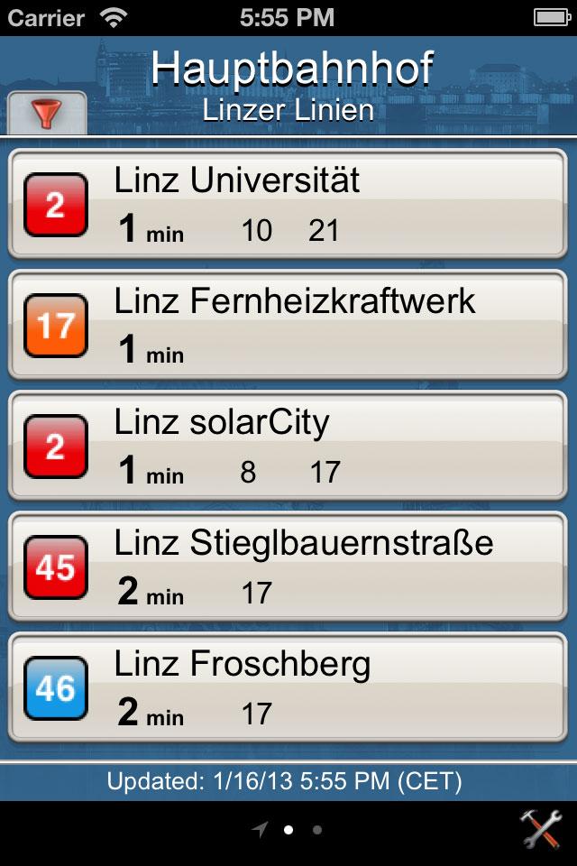 Vorschau InTime Linz
