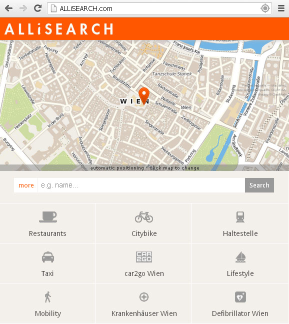 Vorschau ALLiSEARCH.com
