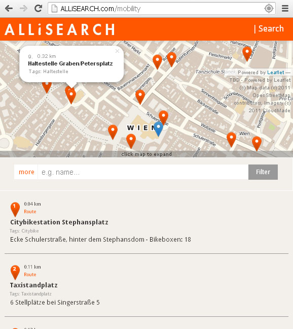 Vorschau ALLiSEARCH.com