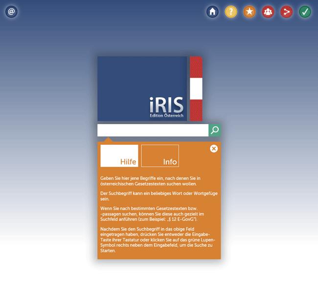 Vorschau iRIS – Edition Österreich