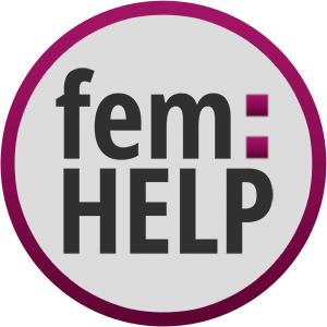 Vorschau FEM:help