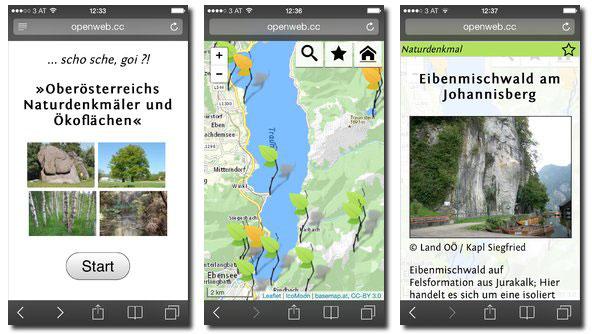 Vorschau Oberösterreichs Naturdenkmäler und Ökoflächen