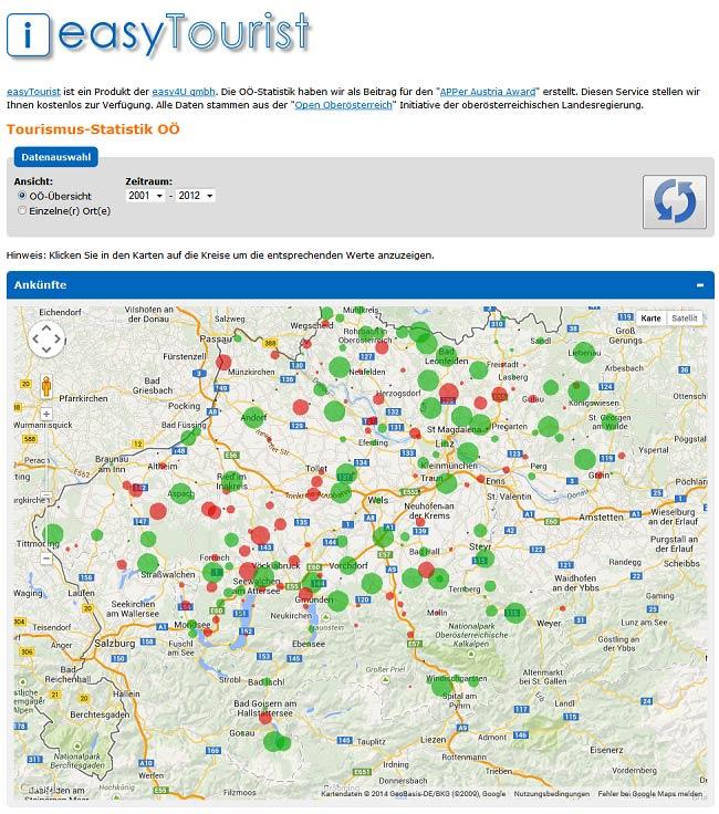Vorschau Tourismus-Statistik OÖ