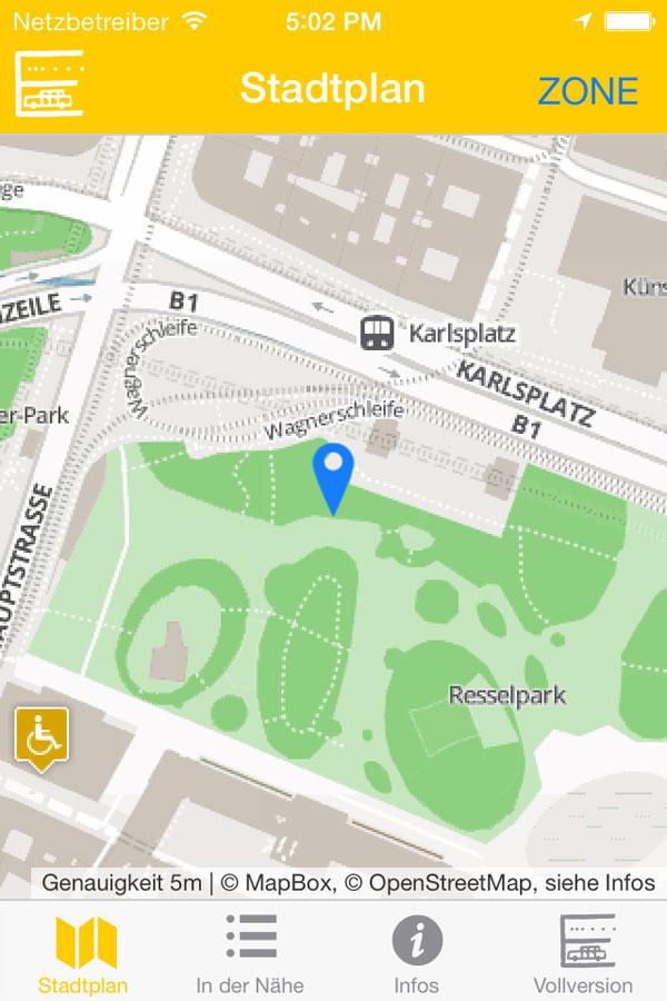 Vorschau Einfach Parken Wien FREE