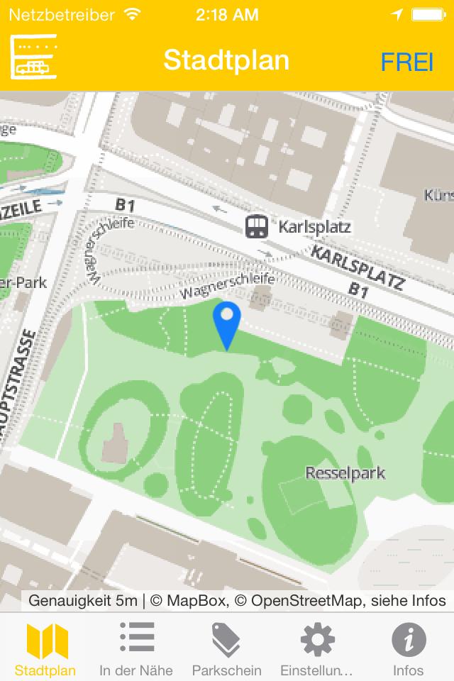 Vorschau Einfach Parken Wien