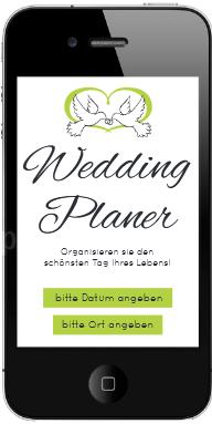 Vorschau Wedding Planner