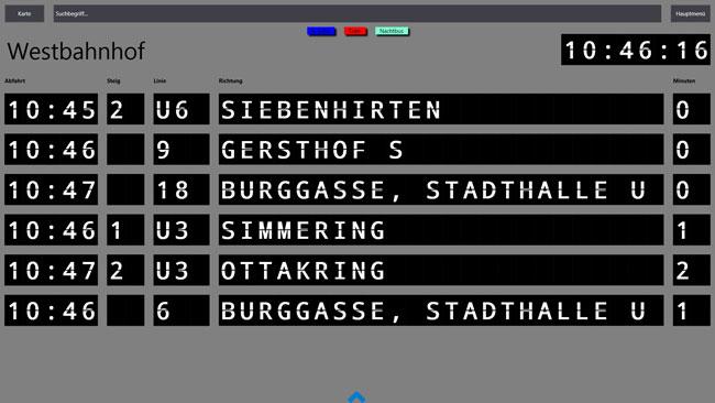 Vorschau Vienna Traffic Monitor