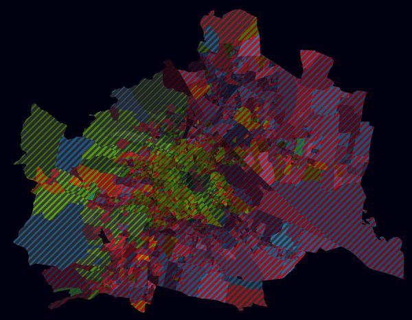 Vorschau Wahlsprengel-Top2 EU-Wahl 2014 Wien