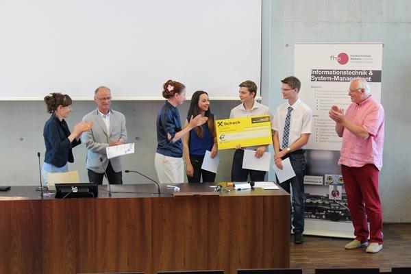 Verleihung Salzburger OpenData Award
