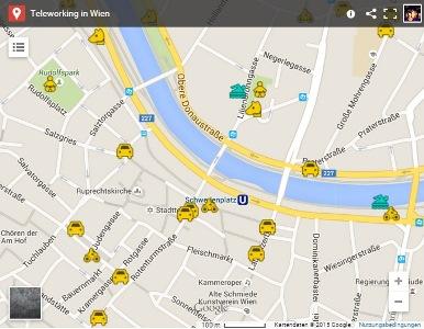 Vorschau Teleworking in Wien