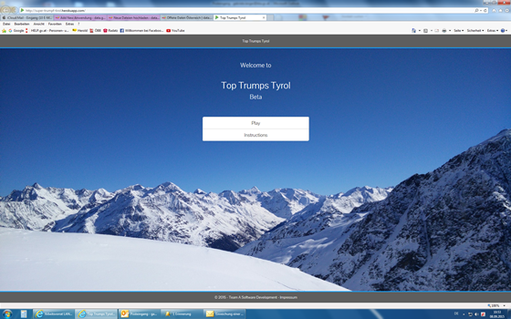 Vorschau Super Trumpf Tirol