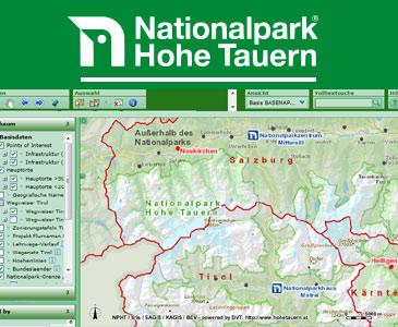 Vorschau Nationalpark Hohe Tauern