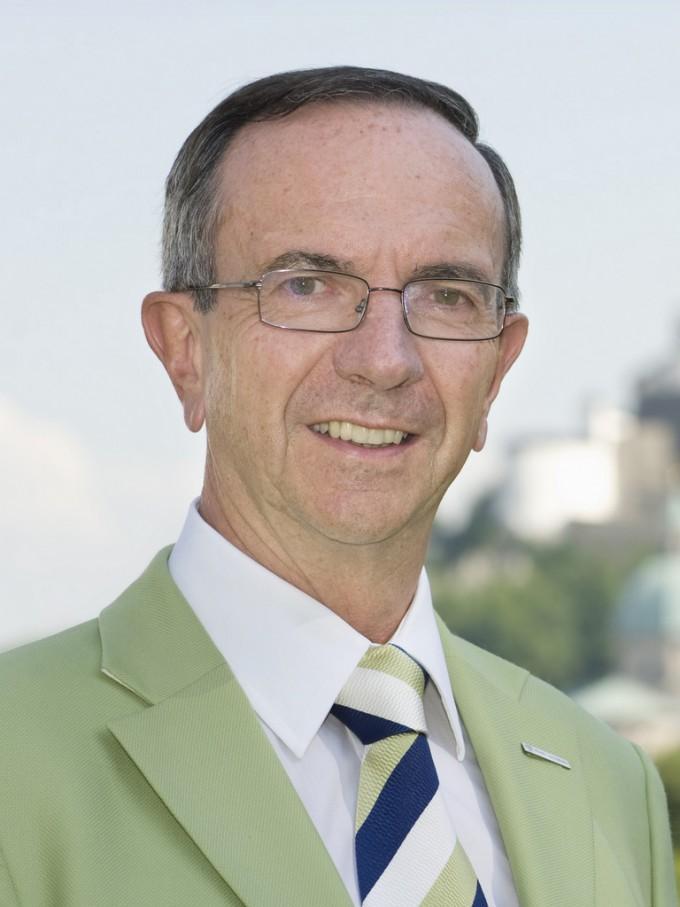 """WKS """"Gestalten statt verwalten"""" / Dr. Berthold Rauchenschwandtne"""