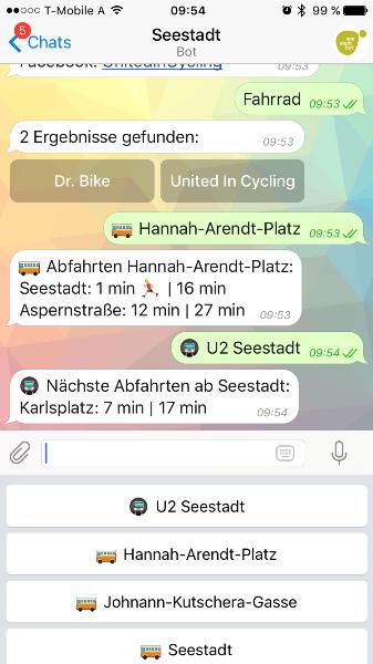 Vorschau Seestadt.city-Bot