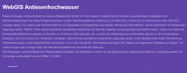Vorschau WebGIS Antiesen
