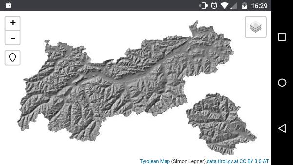 Vorschau Tyrolean Map