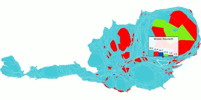 Vorschau 2019 Austrian General Election Results