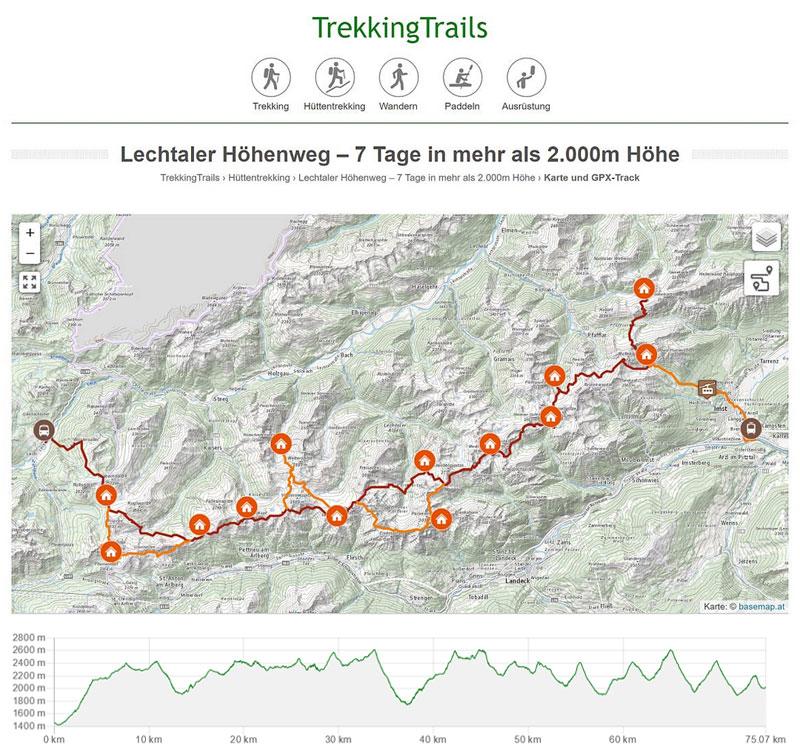Vorschau TrekkingTrails.de