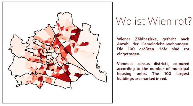 Vorschau Karte mit Gemeindebauwohnungen pro Zählbezirk