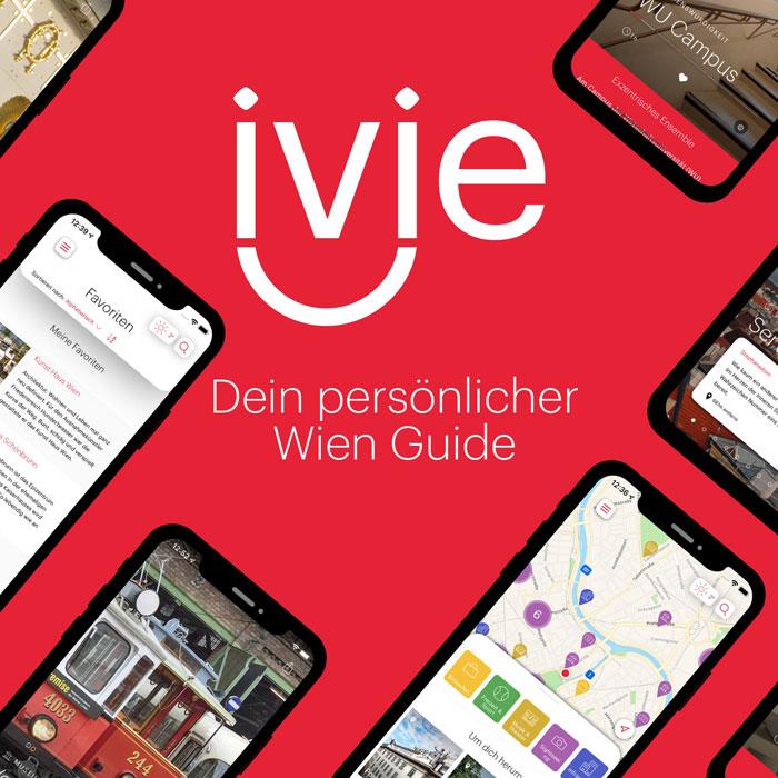 Vorschau ivie –  Wien City Guide