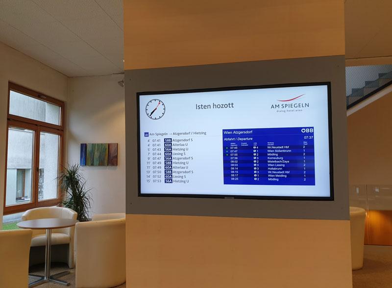 Vorschau Realtime Monitor Wiener Linien