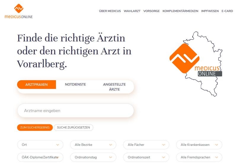 Vorschau Medicus Online