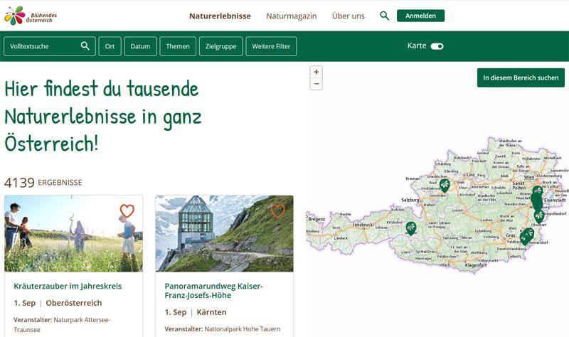 Vorschau Blühendes Österreich